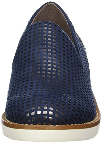 Jana 24608, Mocasines para Mujer Azul (Navy 805)