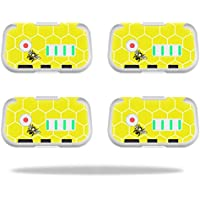 Skin For DJI Phantom 3 Drone Battery (4 pack) – All Hives Matter | MightySkins Protective, Durable, and Unique Vinyl Decal wrap cover | Easy To Apply, Remove, and Change Styles | Made in the USA