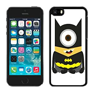 High Quality iPhone 5C Case ,Despicable Me with Batman 43 iPhone 5C Cover Unique And Fashion Designed Phone Case
