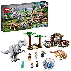 LEGO 75941 Indominus Rex Vs....