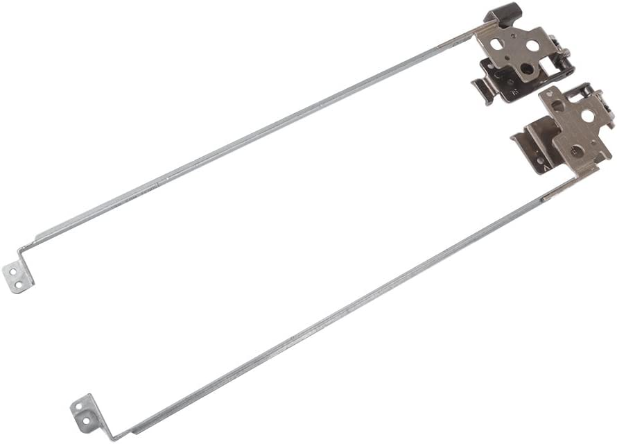 Eathtek Replacement Lcd Hinge Hinges Set Left + Right for Dell Inspiron 3541 3542 3543 series, Compatible part number 342KT (Only for fot for Non-Touch version!!)