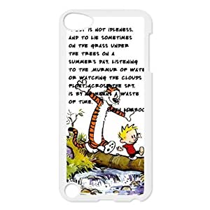 Calvin and Hobbes Back for New For Case Samsung Note 4 Cover ,Protective Calvin and Hobbes Hard Plastic Back Fits For Case Samsung Note 4 Cover