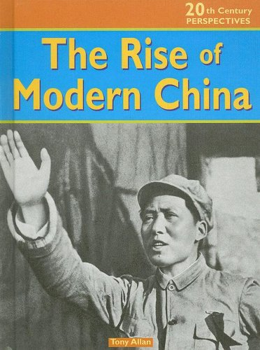 Download The Rise of Modern China (20th Century Perspectives) pdf