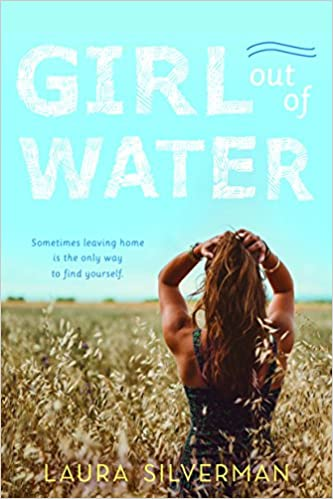 Book Girl out of Water