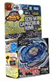 Beyblades #BB102 Japanese Metal Fusion Booster Screw Capricorne MF Battle Top