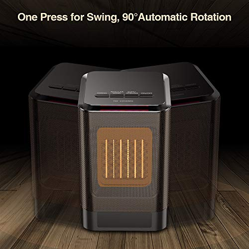 Small Space Heater Versiontech Personal Portable Mini