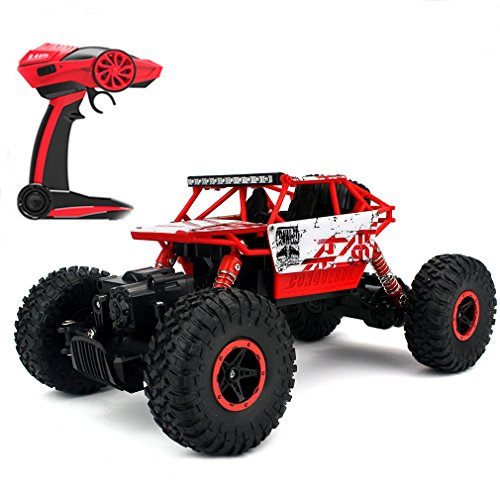 Bestale 1:18 RC Truck Off-Road Vehicle 2.4Ghz 4WD RC Cars...