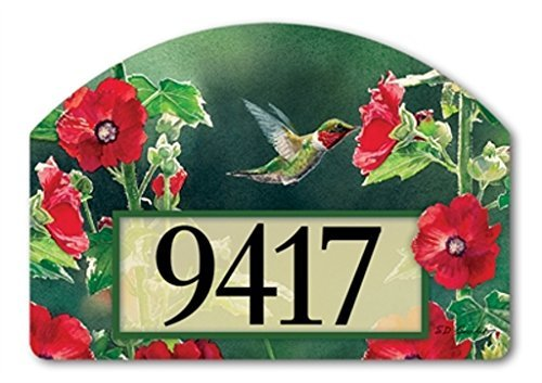 YardDeSign Hummingbird Delight Yard Design Yard Sign 71455