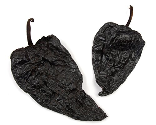- Whole Dried Ancho Chile Peppers - 1 Lb Bag