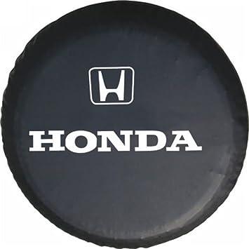 DAICHAI HJKAA Spare Tire Cover Mitsubishi Motors Logo Wheel Covers Universal Tires Protectors