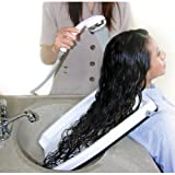 Hair Washing Tray For Home Or Salon Use With Chair Or Wheel Chair