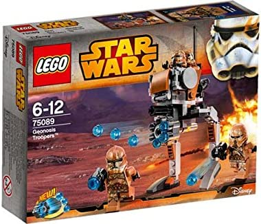 LEGO Star Wars Geonosis Troopers - 75089.: Amazon.es ...