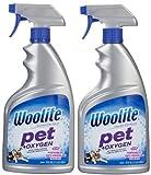 Woolite Pet Stain & Odor Remover Carpet Cleaner + Oxygen - 22 oz-2 pk