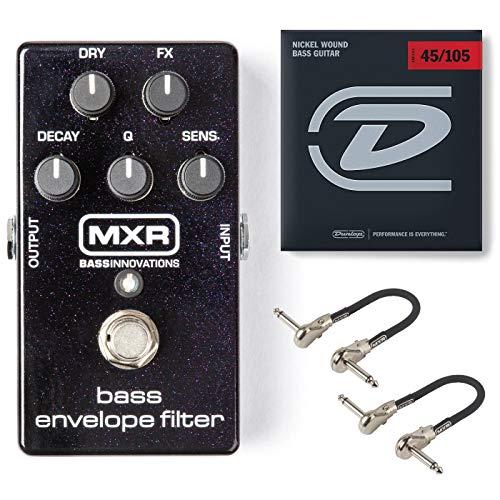 Wah & Filter Bass Guitar Effects