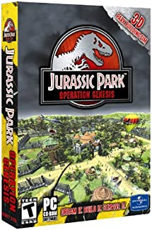jurassic park game download free pc