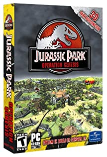 Amazon.com: Jurassic Park: Operation Genesis - PC: Video Games