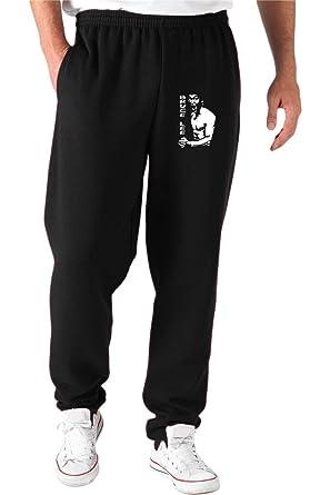 Pantalón de chándal Negro FUN0881 Bruce Lee 3 29962 Negro XXL ...
