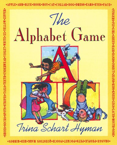 The Alphabet Game pdf epub