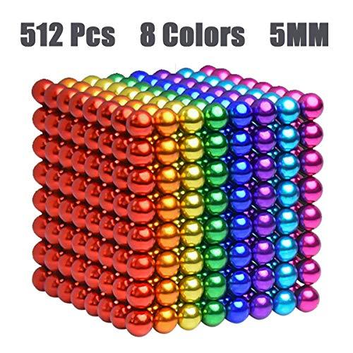 Magnetic Color Cubes - 9
