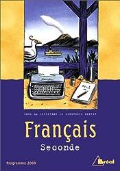 Français 2nde. Programme 2000