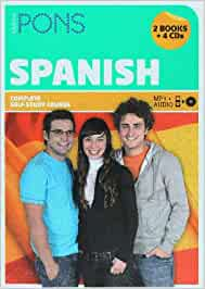 Curso PONS Español / Spanish - 2 libros + 2 CD Pons- Curso