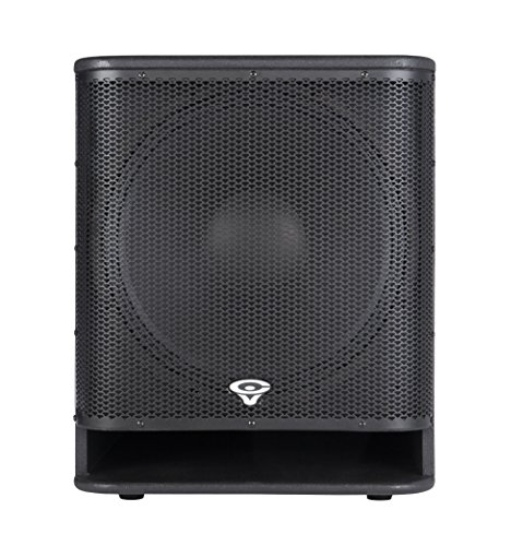 Cerwin Vega P1800SX 2000-Watts 1 x 18 Inches Powered Subw...