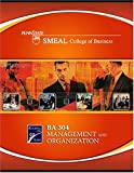 Ba 304 Management and Organization, Colangelo, Gus, 0757511406