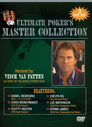 Ultimate Poker's Master - Dvd Ultimate Poker Collection