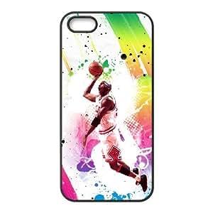 iPhone 5,5S JORDAN LOGO pattern design Phone Case HJDL2129286