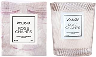 product image for Voluspa Rose Champs Boxed Classic Candle, 6.5 Ounces