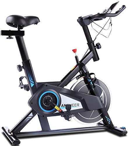 ANCHEER Stationary Exercise Bike