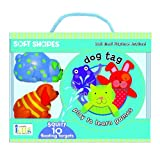 Soft Shapes Play to Learn Bath Time Games, Ikids Staff, 1601691165