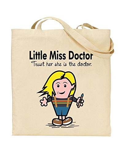 by Lord Mr Miss Dr Gift TeeDemon® Fan Doctor Bag Who Time Shopping 13th Little Novelty TOTE Men Handbag wSaEYqSx4