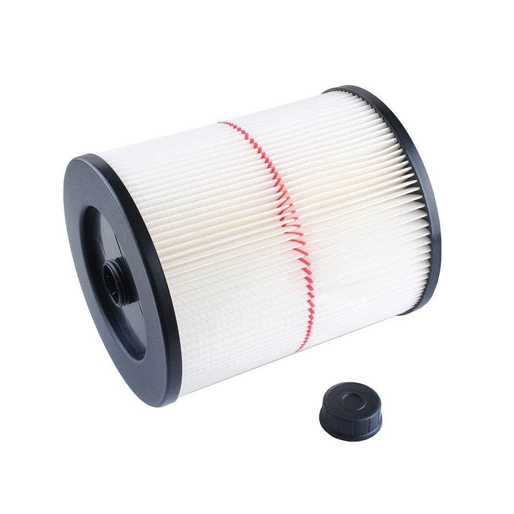 ANJUYA Vacuum Filter Compativle Shop Vac/Craftsman 17816 9-17816 vacuum filter