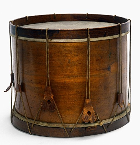 - Civil War Drum Nsnare Drum 1861 Used In The American Civil War By A Union Regiment From Maine Poster Print by (24 x 36)