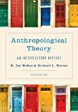 Anthropological Theory An Intrpb