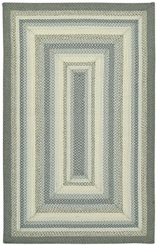 - Kaleen Rugs Bimini Collection 3010-68 Graphite Hand Tufted 5'X8' Rug