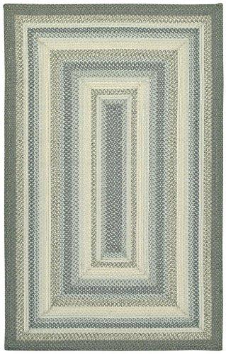 Kaleen Rugs Bimini Collection 3010-68 Graphite Hand Tufted 5'X8' Rug