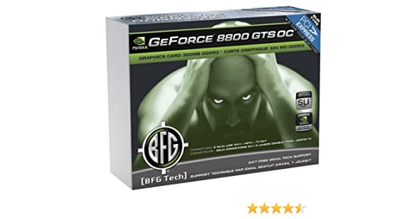Amazon Geforce 8800 Gts Oc 320MB Electronics