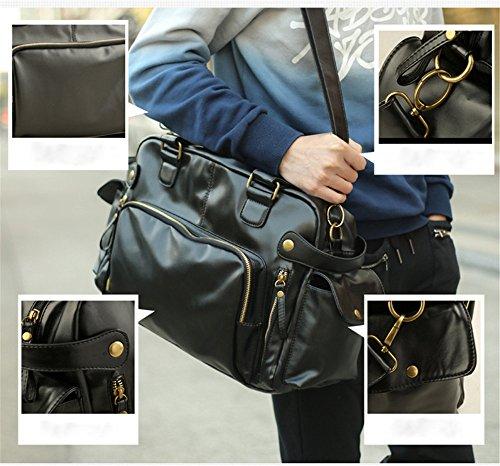 Anne - Bolsa Hombre negro