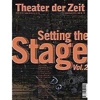 Bild der Bühne, Vol. 2 / Setting the Stage, Vol. 2 (Arbeitsbücher, Band 24)