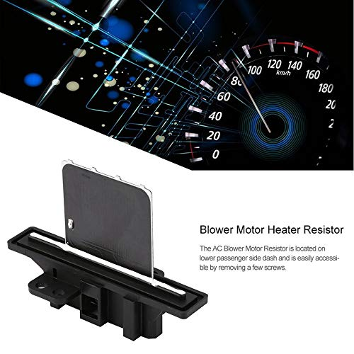 Blower Fan Motor Heater Resistor 2715072b01 4 Pin for Nissan MICRA K11 Motor Accessories