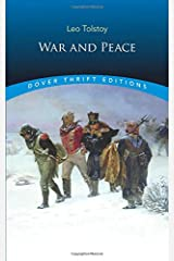War and Peace (Dover Thrift Editions) Paperback