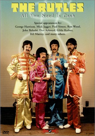 The Rutles - All You Need is Cash by Rhino Home Video