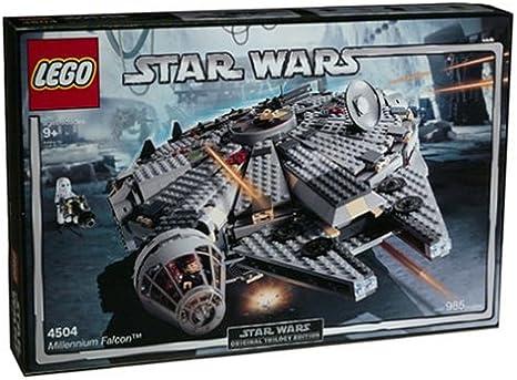 Lego Star Wars Snowtrooper 4504 Rare Mini Figure