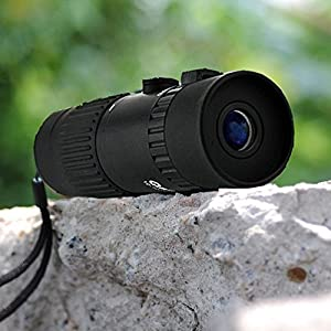Monocular adjustable Clear 100x21 Dual Focus Telescope Optics Zoom Lens Armoring Monocular Telescopic spy