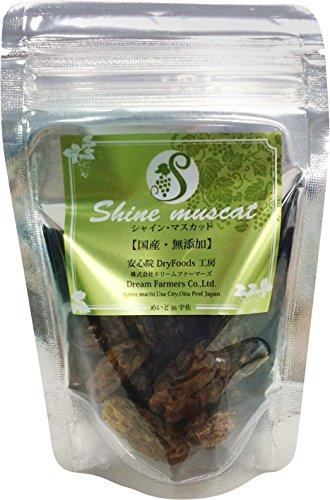 Dream Farmers Ajimu raisins Shine Muscat 35g ()