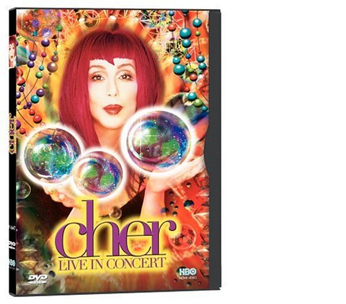 Cher - Live in Concert by HBO HOME VIDEO