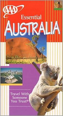 Book AAA Essential Guide Australia (Essential Australia) (AAA Essential Guides)
