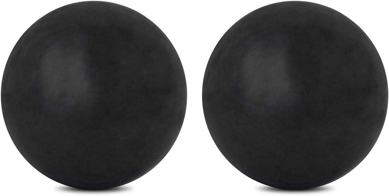 "Chakra Energy Rare Natural Stone Shungite Sphere Polished 30mm//1.18/""  Tolvu"